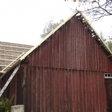 räkna ut kvm på taket